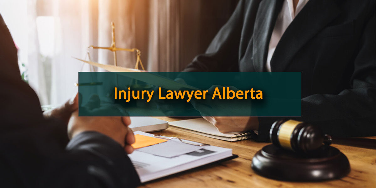 Injury Lawyer Alberta