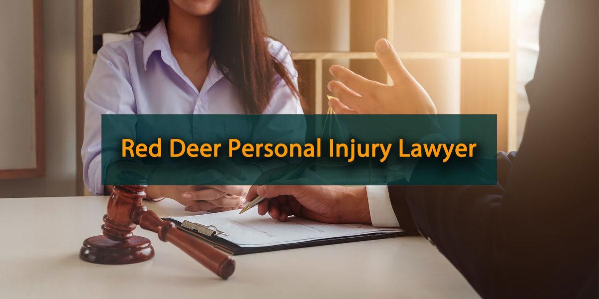 Red Deer Personal Injury Lawyer