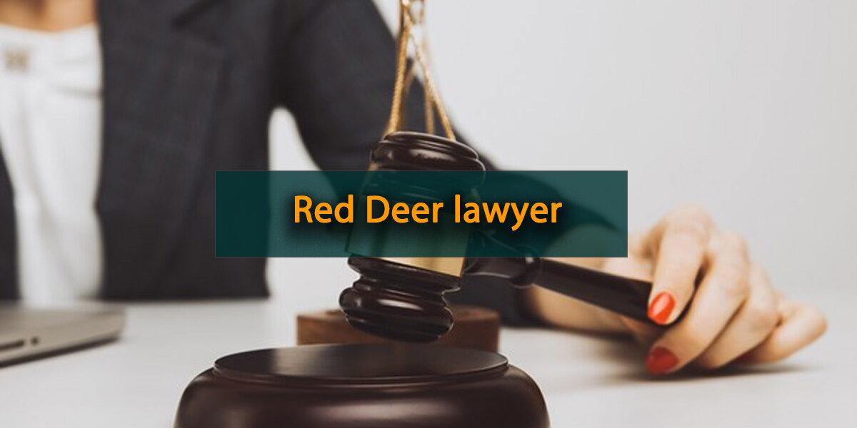 Red Deer lawyer