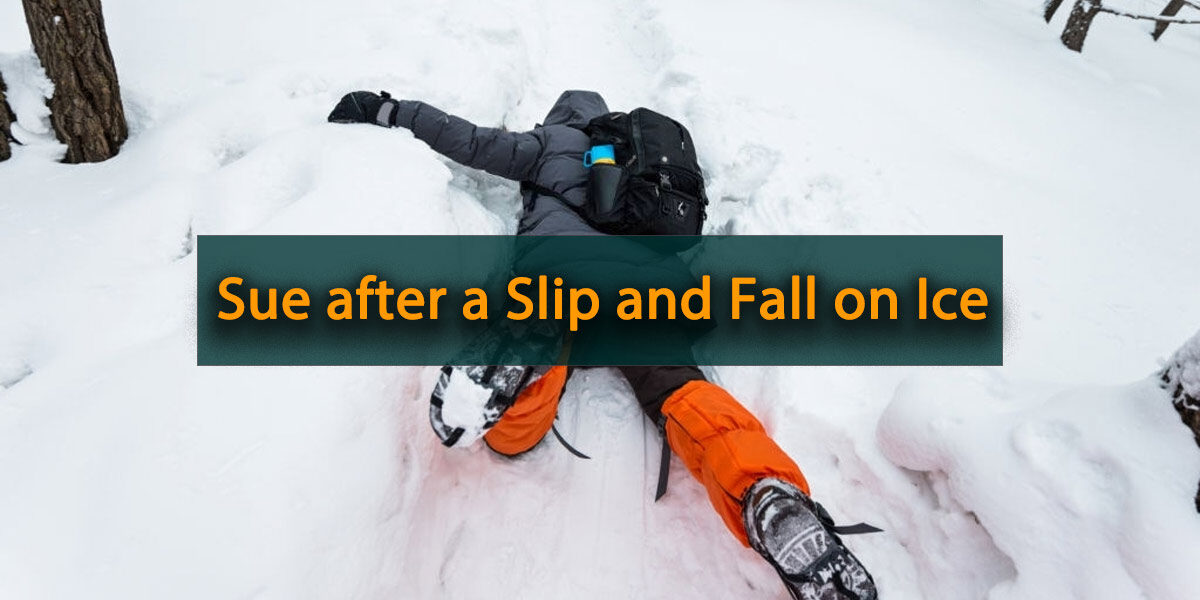 Slip and Fall on Ice